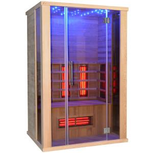 IR kabin Multiradiator-Infraröd